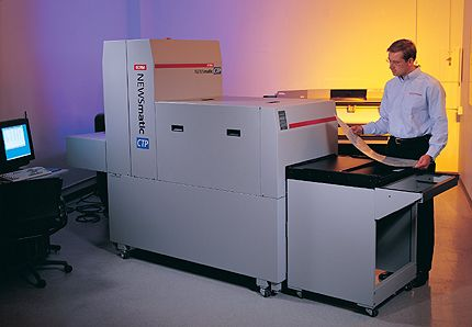 quality control on ctp plates | Offset printing technology ...  |Ctp