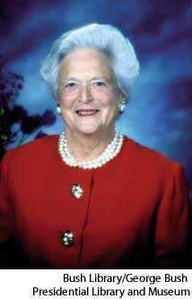Bush Barbara