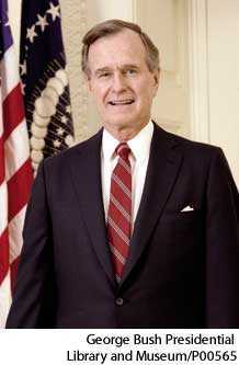 Bush George Herbert Walker