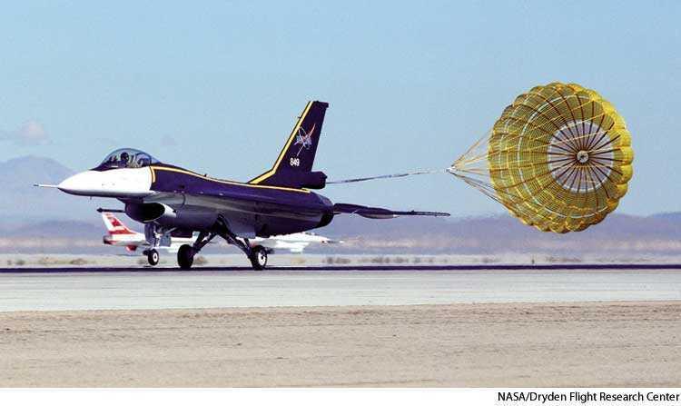drogue parachute