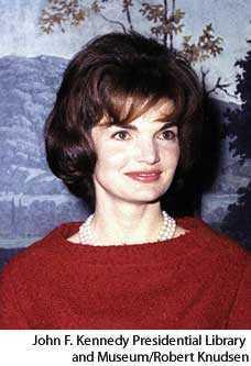 Kennedy Jacqueline Lee Bouvier