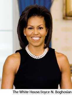 Obama Michelle LaVaughn Robinson