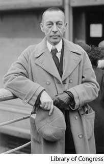 Rachmaninoff Sergei Vasilievich