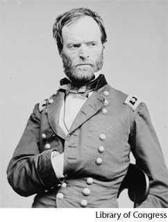 Sherman William Tecumseh