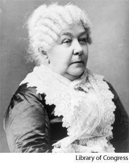Stanton Elizabeth Cady