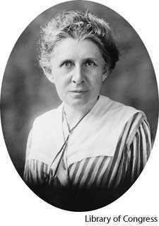 Tarbell Ida Minerva