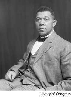 Washington Booker T(aliaferro)