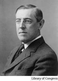 Wilson (Thomas) Woodrow