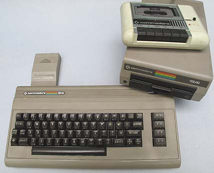 Commodore 64 dictionary definition | Commodore 64 defined