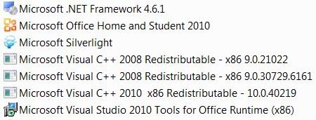 Visual C++ redistributable dictionary definition | Visual