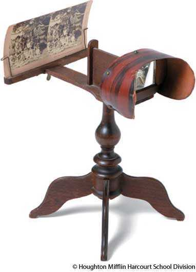 Stereoscope Dictionary Definition