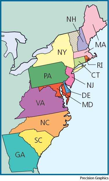 thirteen colonies dictionary definition thirteen colonies defined